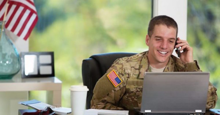 Carolinas HealthCare System: Veterans and reservists welcome