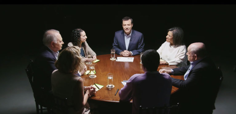 The Table: Take a seat at the table