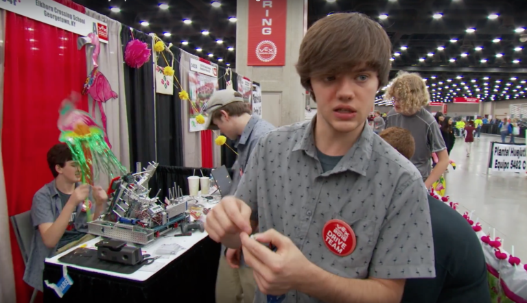 FutureWork: The Olympics of Robotics