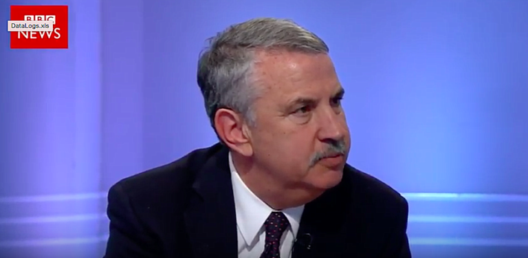 Thomas Friedman on Why Trump Needs to Protect Workers, Not Jobs
