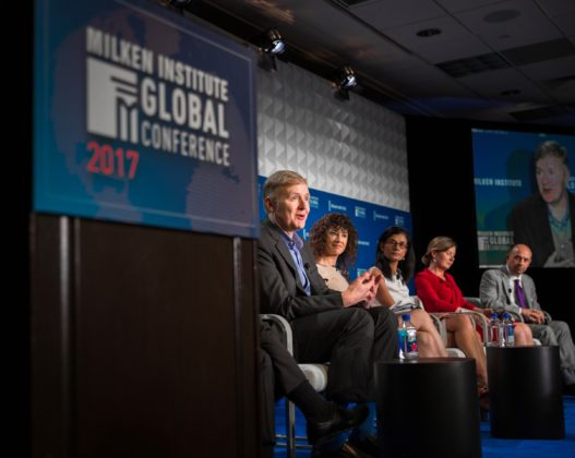 'Unbound: Retraining the American Workforce': A WorkingNation Panel Discussion at 2017 Milken Institute Global Conference