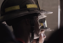 Firefighter students