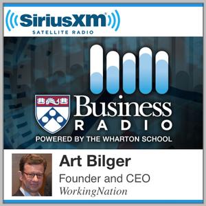 "Art Bilger talks about WorkingNation on SiriusXM's ""Dollars and Change"" show"