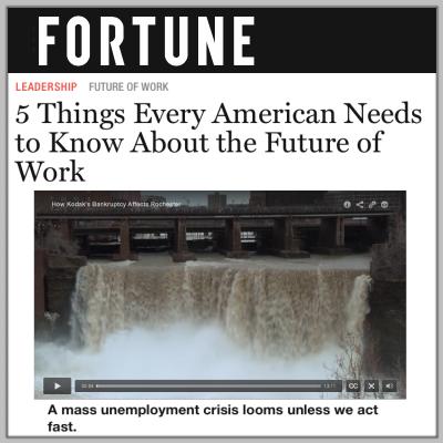Fortune premieres FutureWork episode one