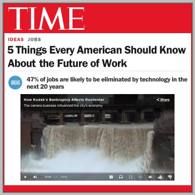Time premieres FutureWork episode one