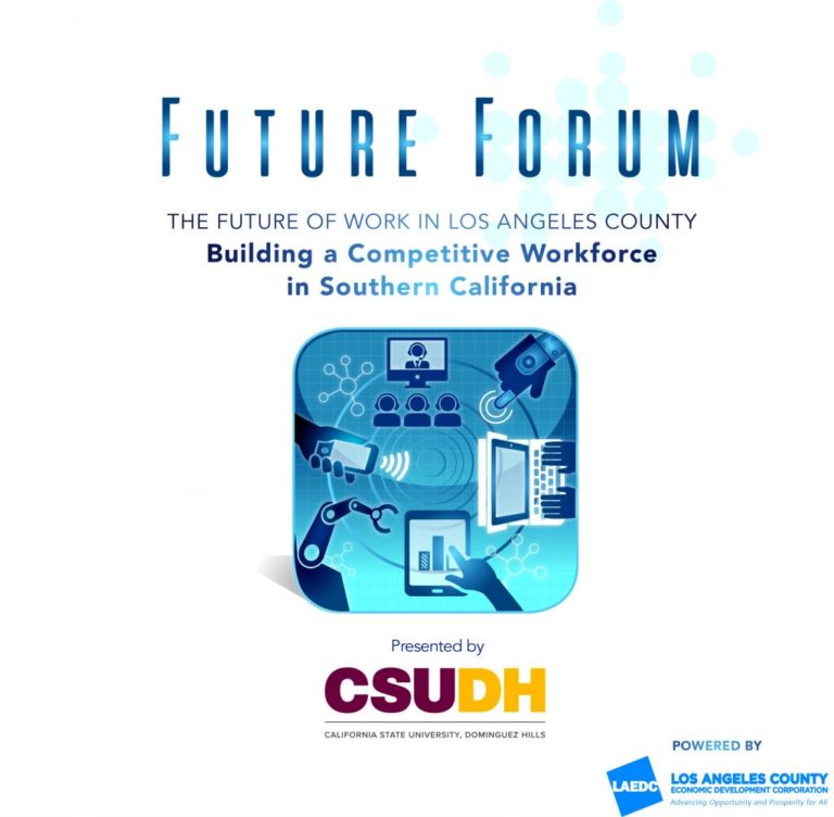 LAEDC Future Forum to chart next path for the LA Basin workforce