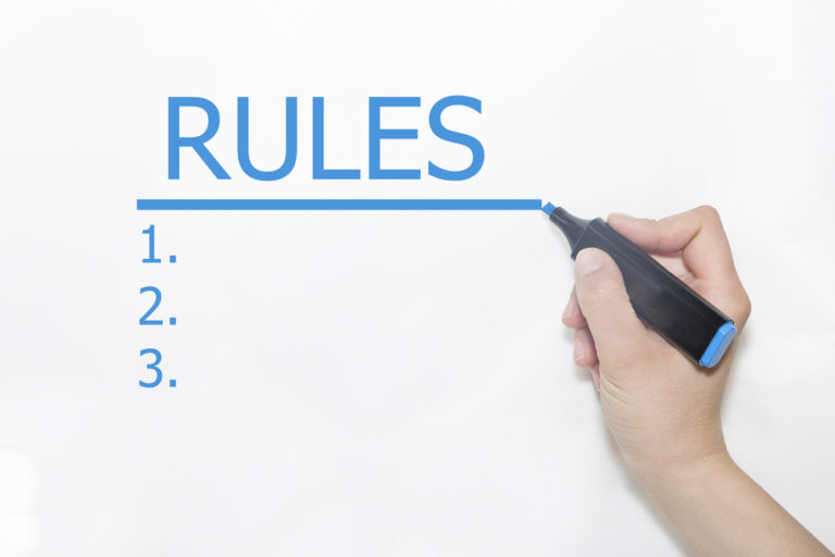 Starting Out In Tech: Rules to live by when writing code