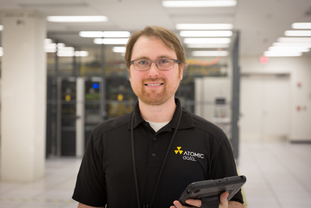 Greg Bartell learned fundamental computer skills and earned his CompTIA A+ certification through the IT-Ready program.