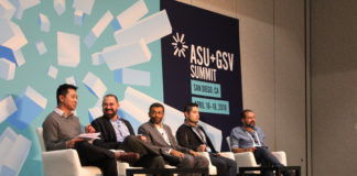 Workforce development and education solutions were discussed at the ASU + GSV 2018 Summit in San Diego.