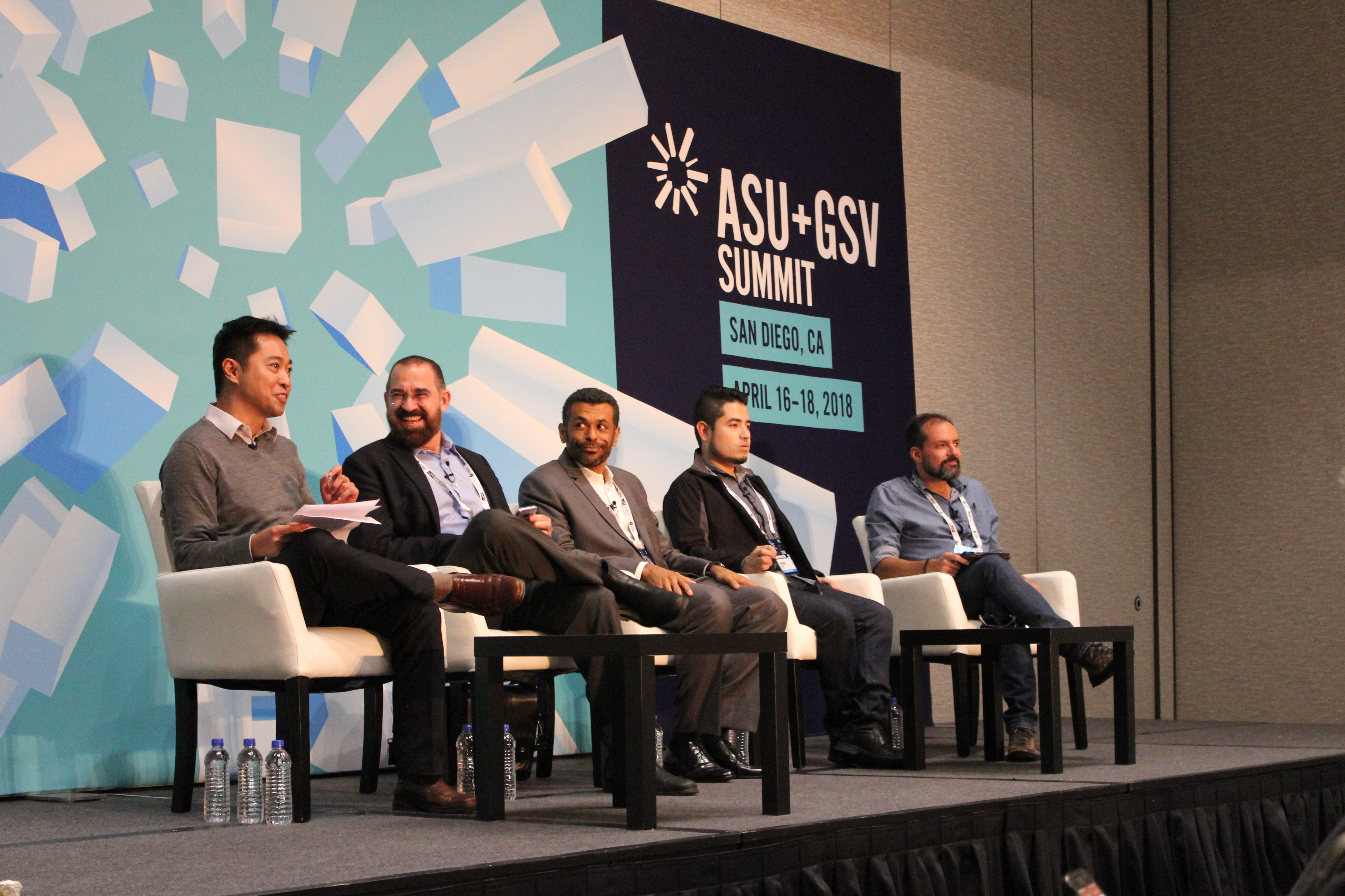 Asu gsv summit reinvent education today for tomorrows jobs workforce development and education solutions were discussed at the asu gsv 2018 summit in san malvernweather Gallery