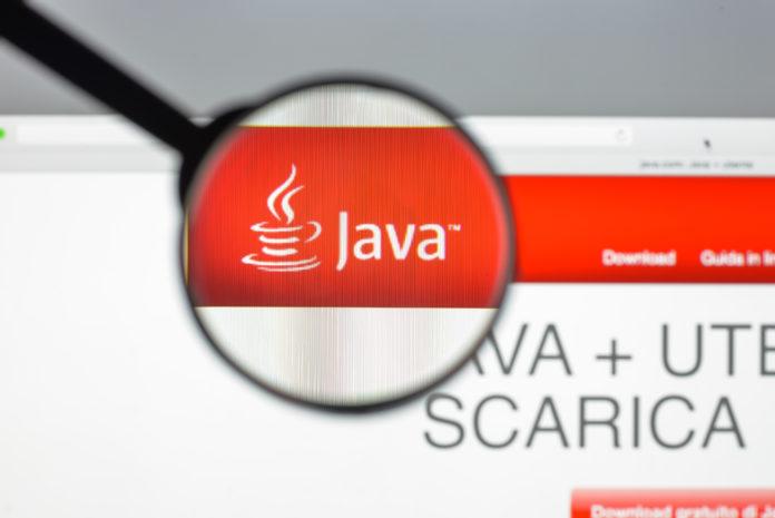 Java is a programming language.