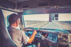 Trucking has been a middle-skill job that can secure middle-class wages. But how long will truckers be in demand before driverless technology takes over?