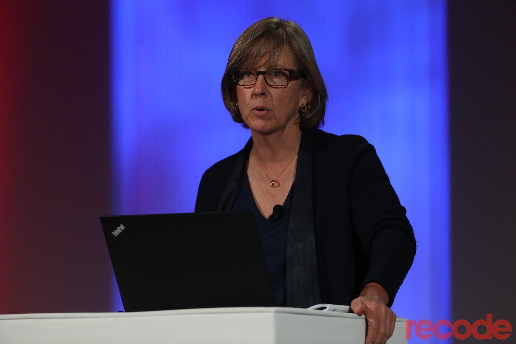 Mary Meeker delivered her annual Internet Report at CodeCon 2018.