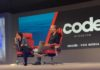 Uber CEO Dara Khosrowshahi discussed the gig economy at CodeCon 2018.