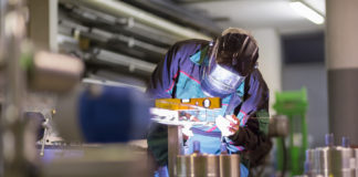 Manufacturing credentials are not widely adopted. But there are certain positions, like welder, that are more commonly accepted.