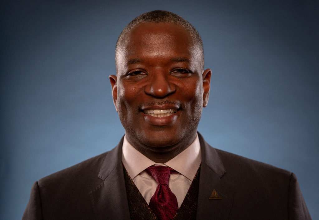 INROADS Board Member Barron Witherspoon.