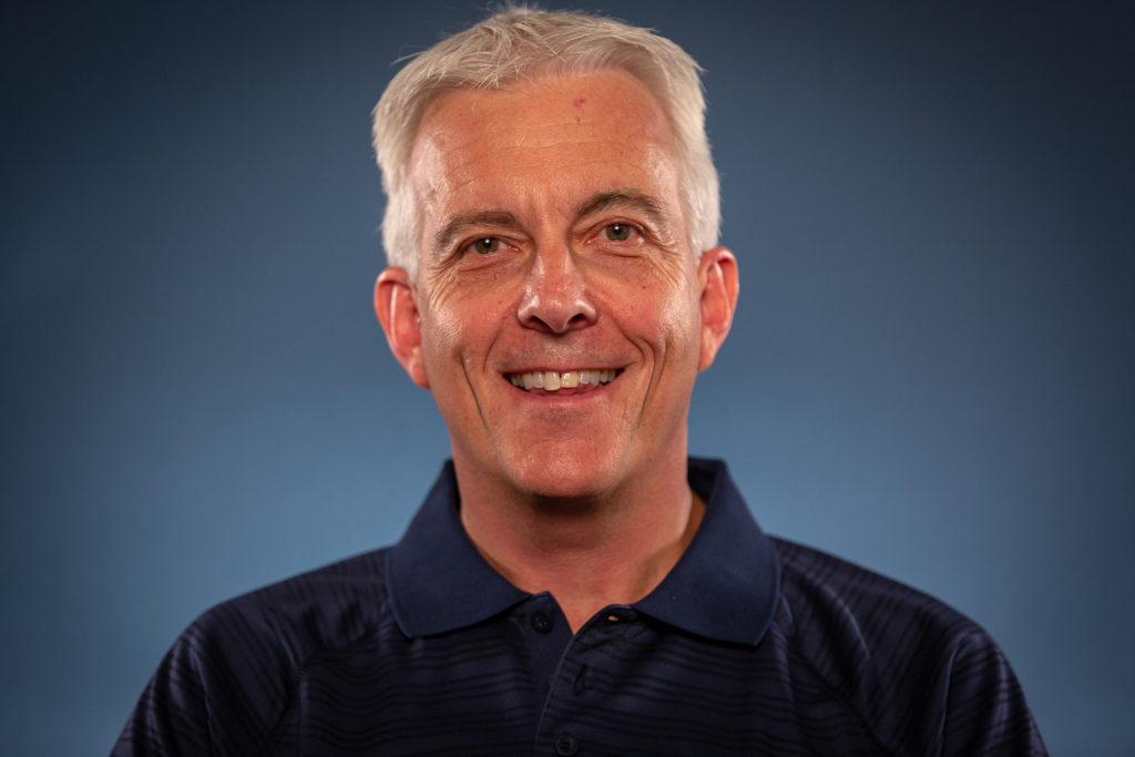 SkillsUSA board member Jim Bohn.