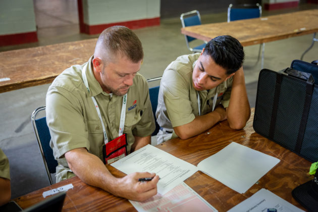 SkillsUSA competitions involves planning and execution.