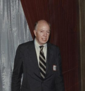 INROADS Founder Frank Carr.