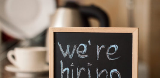 Small businesses are also feeling the crunch of low unemployment.