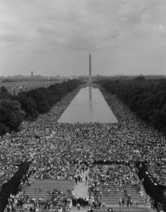 The idea for INROADS sprang from the March on Washington.