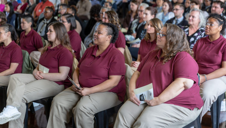 The Last Mile pilot program at the Indiana Women's Prison.
