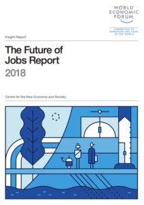 World Economic Forum Future of Jobs 2018 report.