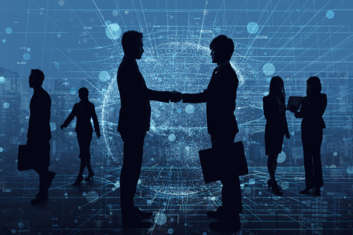Networking concept photo.