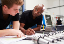 Work-based learning can be apprenticeships, co-ops or internships. However employers approach it, it can be a better way to develop skilled workers.