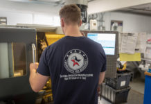 Workshops for Warriors teaches advanced manufacturing skills in CNC machining.