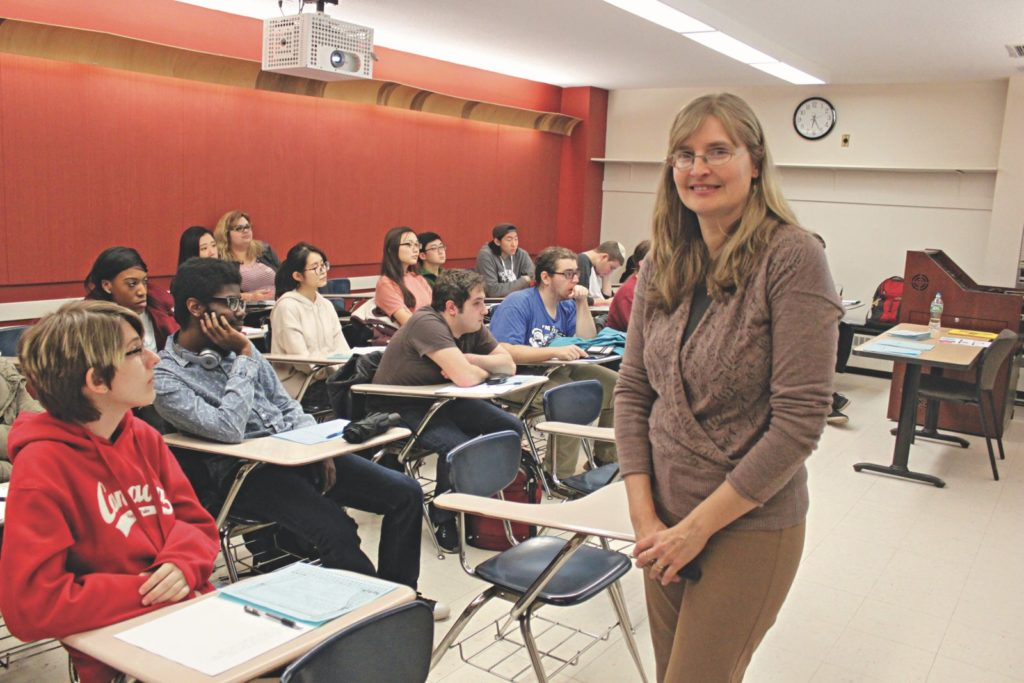 The liberal arts education major is tied to the world of work in the Prepare for Success course at Rutgers University.