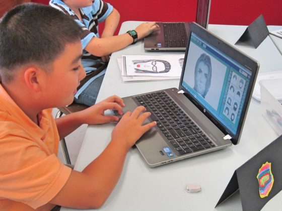 Tiger Woods Foundation's TGR Learning Lab offers instruction in STEM-related skills.