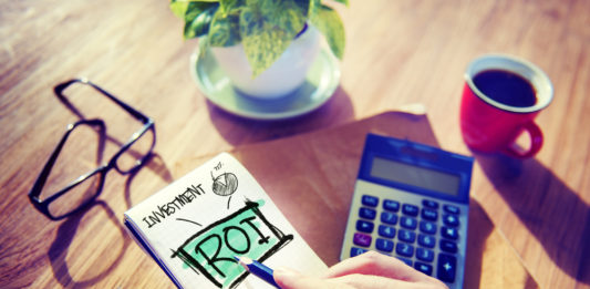 Return on Investment (ROI) is how CEOs think.