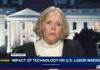 WorkingNation President Jane Oates on i24News