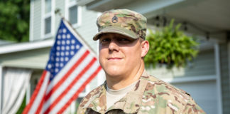 Staff Sgt. John Pomelow.