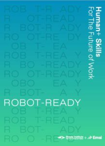 Robot-ready report cover.