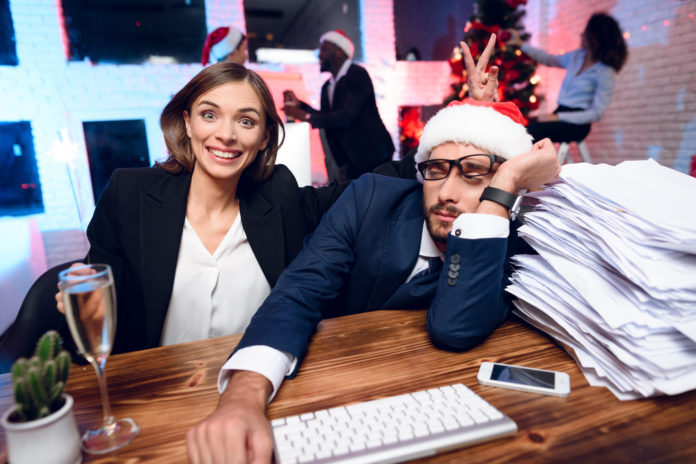Don't let the office Grinch get your party down. Here's how to engage them this holiday season.