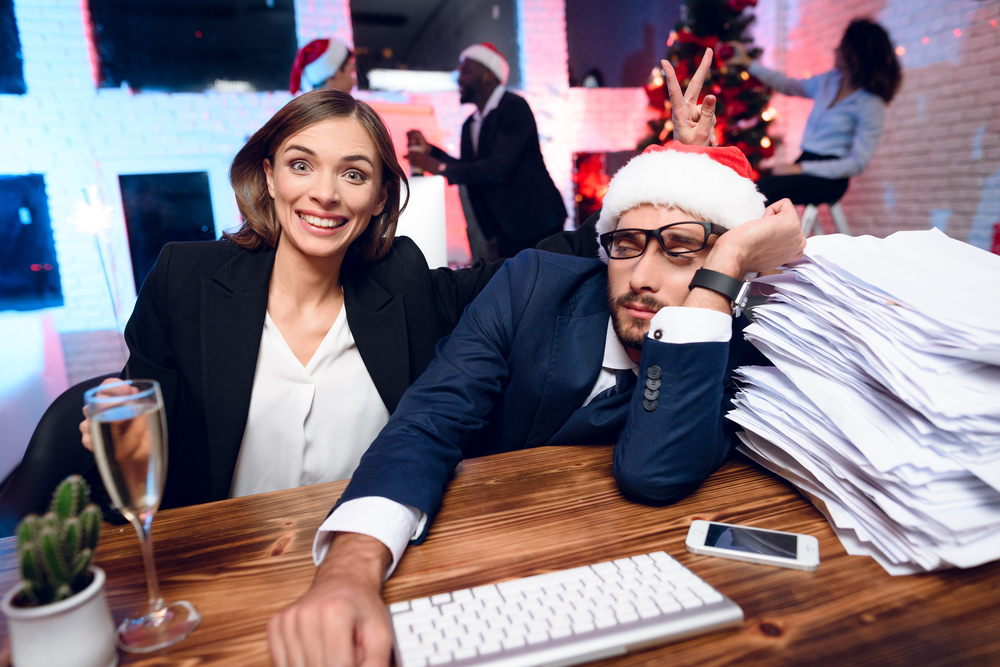 don t let an unhappy co worker ruin your holiday office party