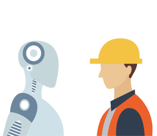 """Are societies """"robot-ready?"""" A new Strada Institute report says higher education must adjust to a future where humans and robots work together."""