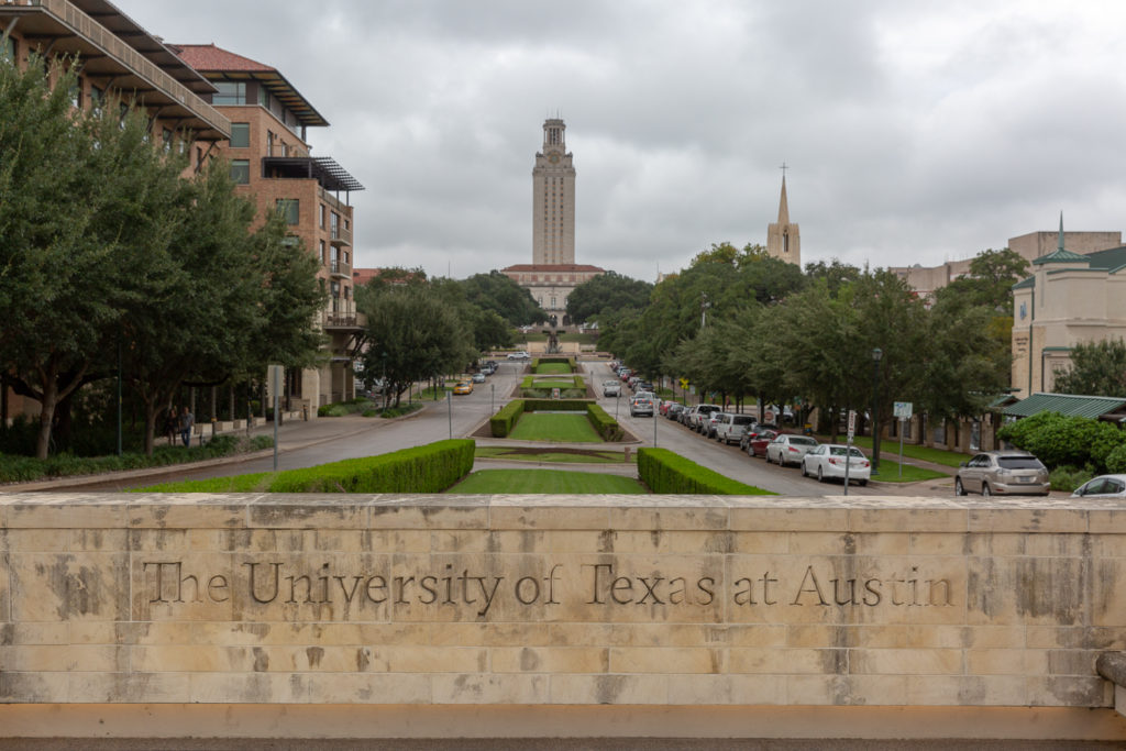 The University of Texas at Austin is the home of the UTeach program.