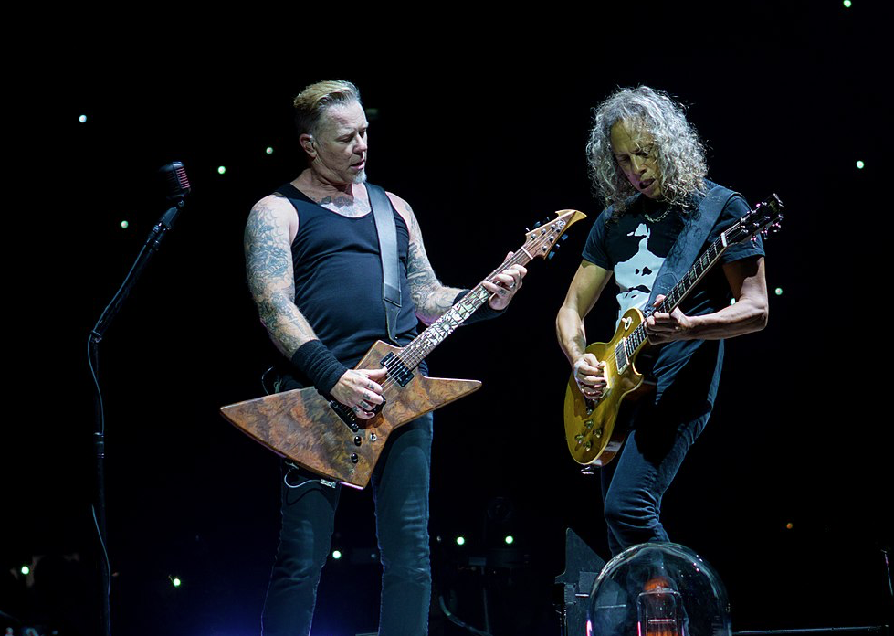 Metallica's support of career and technical education goes