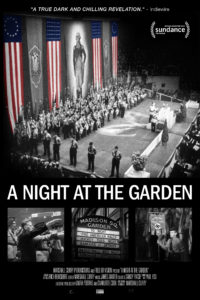 "Poster for ""A Night at The Garden."""