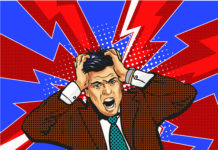 Anger management can be achieved with 6 steps from Dr. Mark Goulston.