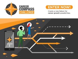 Career Compass Challenge graphic