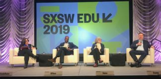 WorkingNation panel at SXSW EDU.
