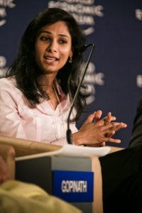 Gita Gopinath headshot
