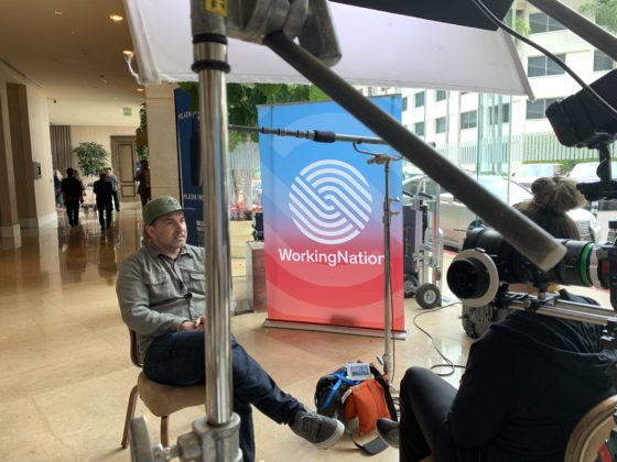Scott Budnick, CEO of One Community, speaks with WorkingNation Executive Producer of Video Content Melissa Panzer at Milken Global Conference 2019.
