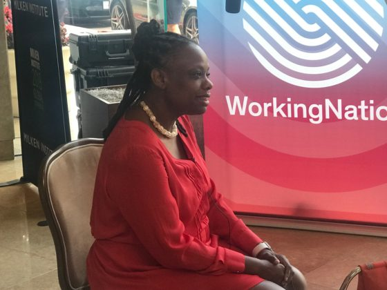 Mali Locke, Director of the Center for Strategic Philanthropy at the Milken Institute, speaks with WorkingNation at Milken Global Conference 2019.