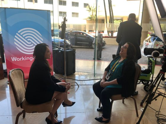 Dr. Anita Gupta, Senior VP, Medical Strategy & Government Affairs, Heron Therapeutics, speaks with WorkingNation Editor-in-Chief Ramona Schindelheim at Milken Global Conference 2019.