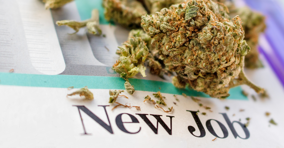 Could marijuana revenue be the silver bullet to fund job creation?